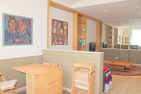Comedor - Apartamento en alquiler en calle Pureza, Triana en Sevilla - 164522647