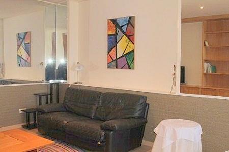 Salón - Apartamento en alquiler en calle Pureza, Triana en Sevilla - 164522649