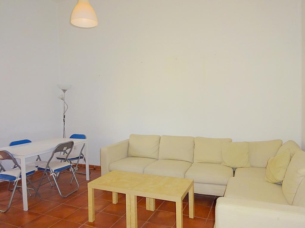 Salón - Piso en alquiler en calle Carmona, La Florida en Sevilla - 165058602