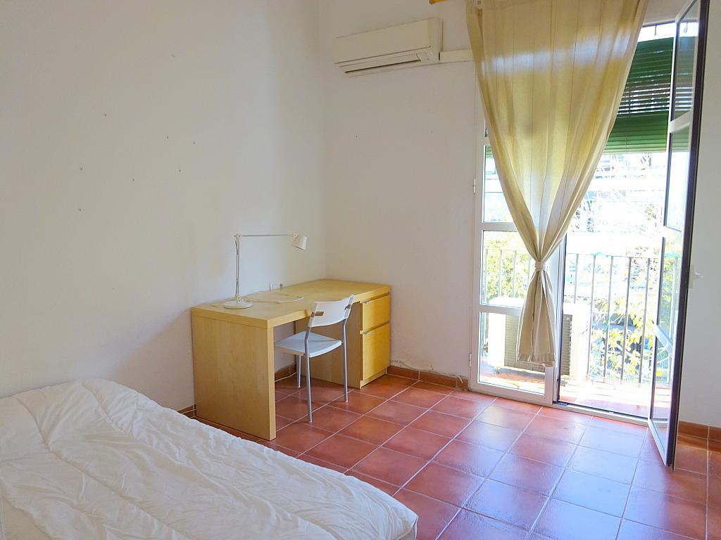 Dormitorio - Piso en alquiler en calle Carmona, La Florida en Sevilla - 165058666