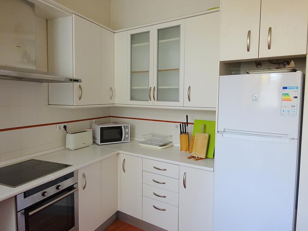 Cocina - Piso en alquiler en calle Carmona, La Florida en Sevilla - 165058689