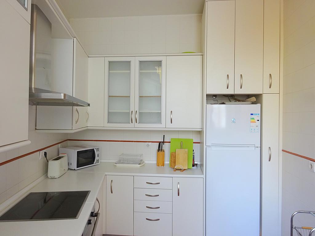 Cocina - Piso en alquiler en calle Carmona, La Florida en Sevilla - 165058736