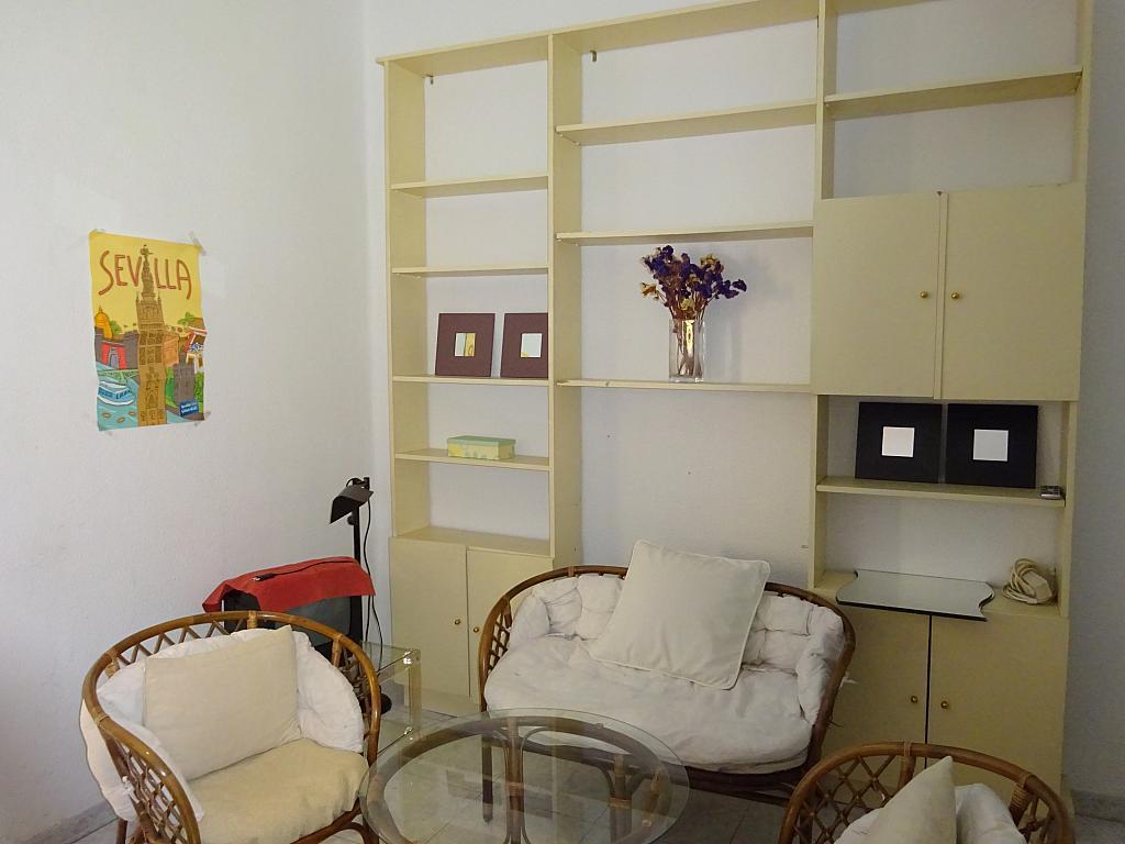 Salón - Piso en alquiler en calle Carmona, La Florida en Sevilla - 165063736