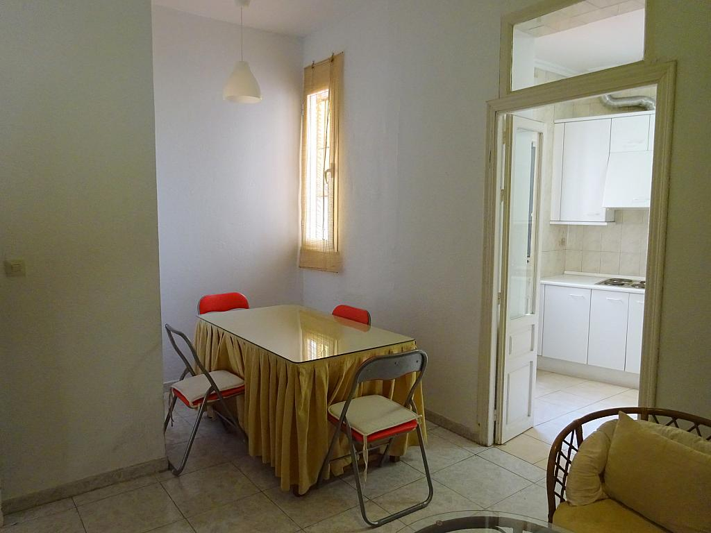 Salón - Piso en alquiler en calle Carmona, La Florida en Sevilla - 165063823