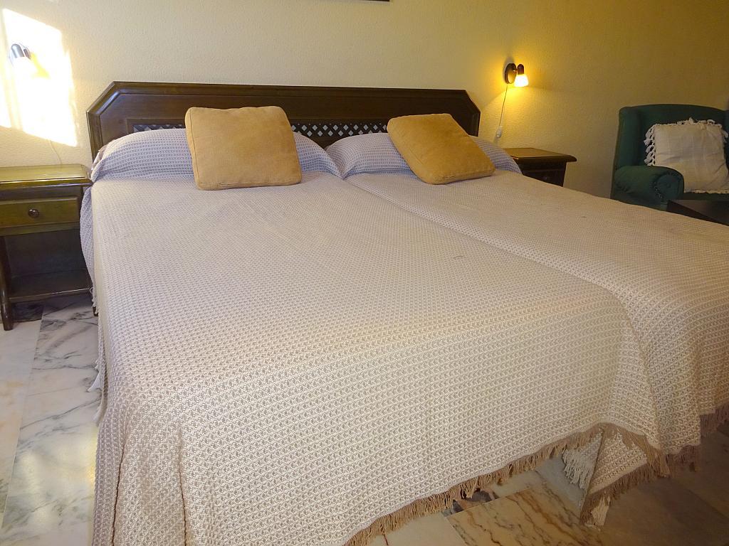 Dormitorio - Estudio en alquiler en calle Alcalde Luis Uruñuela, Entrepuentes en Sevilla - 165829914