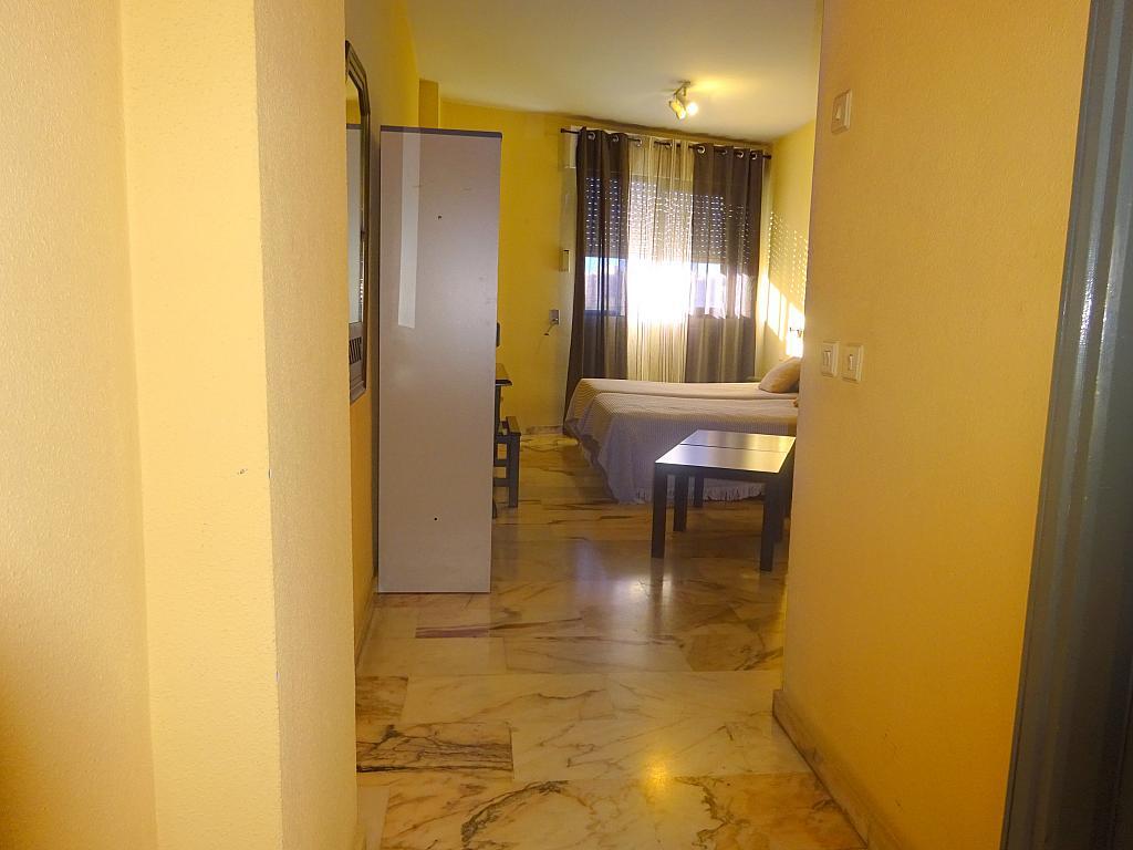 Pasillo - Estudio en alquiler en calle Alcalde Luis Uruñuela, Entrepuentes en Sevilla - 165830104