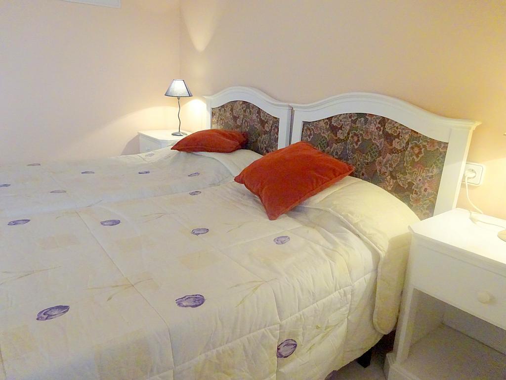 Dormitorio - Apartamento en alquiler en calle Alcalde Luis Uruñuela, Este - Alcosa - Torreblanca en Sevilla - 166938446