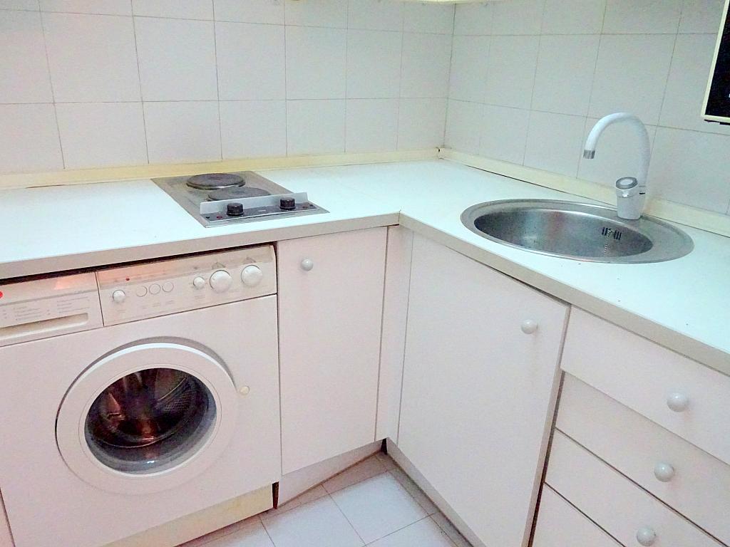 Cocina - Apartamento en alquiler en calle Alcalde Luis Uruñuela, Este - Alcosa - Torreblanca en Sevilla - 166938608