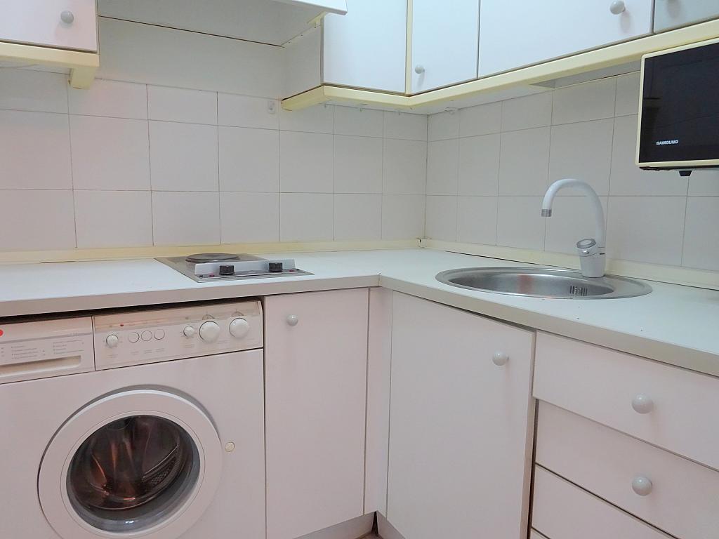 Cocina - Apartamento en alquiler en calle Alcalde Luis Uruñuela, Este - Alcosa - Torreblanca en Sevilla - 166938640