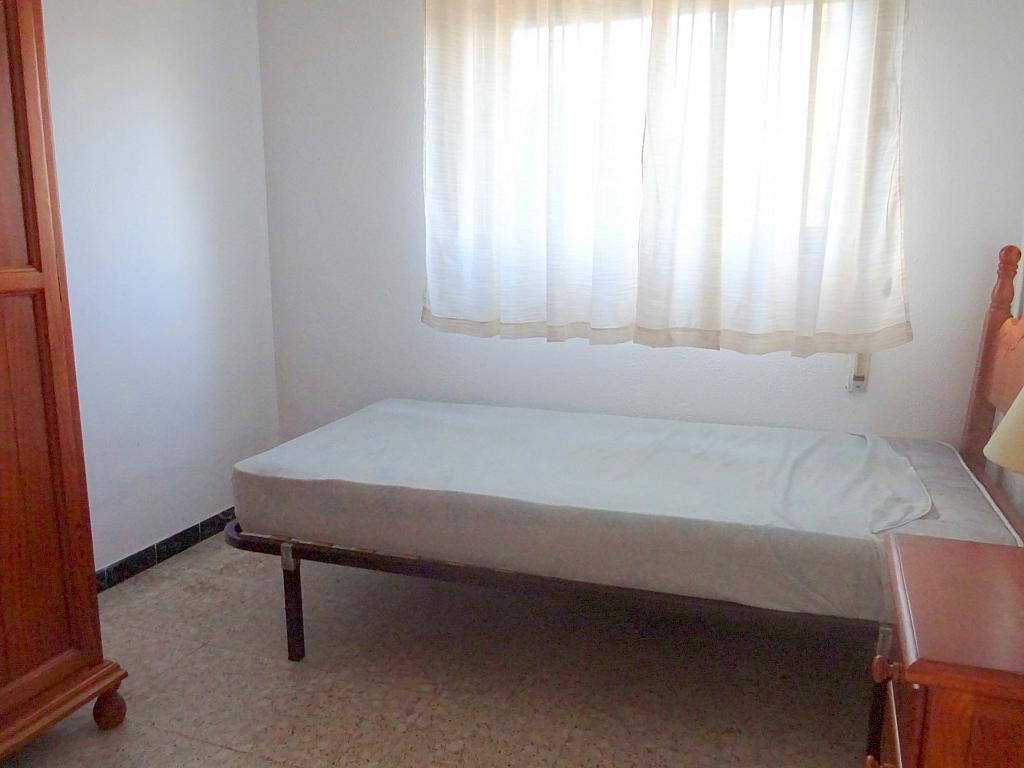 Dormitorio - Piso en alquiler en calle Lopez de Gomara, El Tardón en Sevilla - 166948541