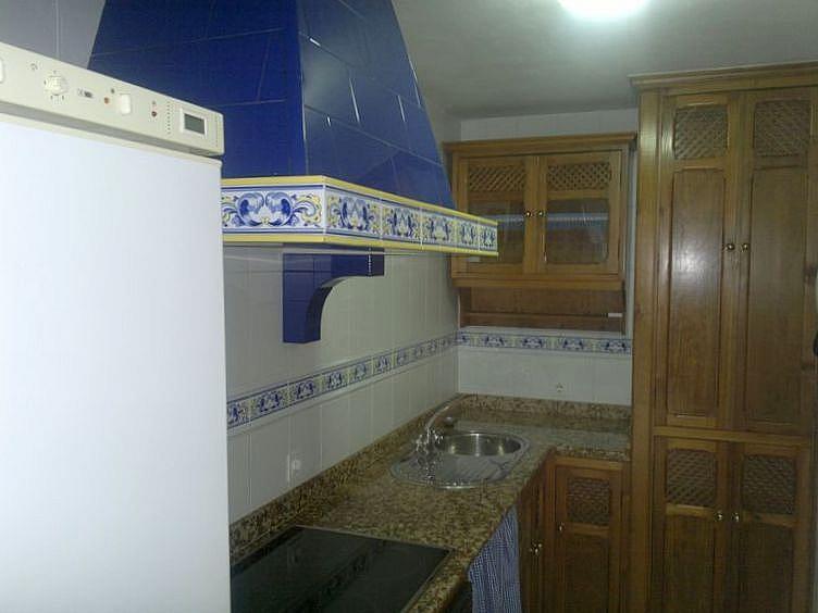 Cocina - Piso en alquiler en calle Marques de Nervion, Nervión en Sevilla - 168025152