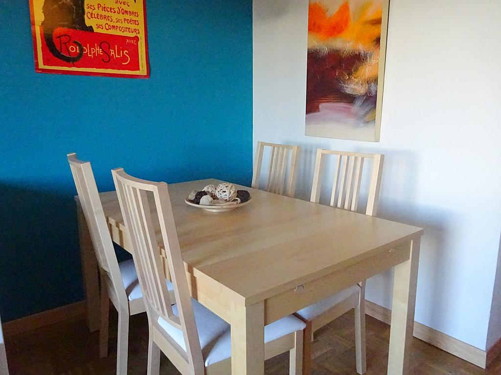 Comedor - Estudio en alquiler en calle Salado, Triana en Sevilla - 168025866