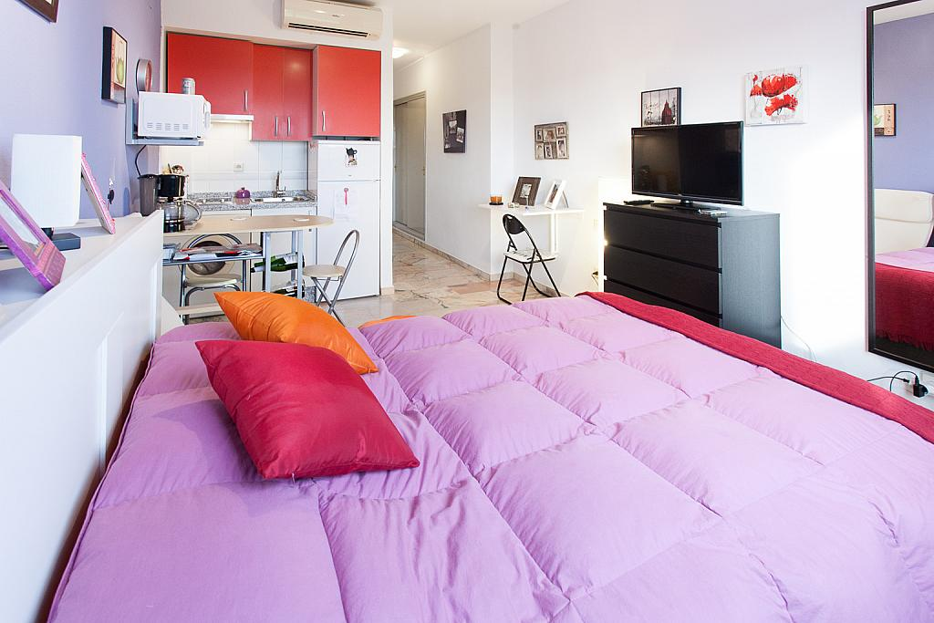Dormitorio - Piso en alquiler en calle Alcalde Luis Uruñuela, Este - Alcosa - Torreblanca en Sevilla - 168728901