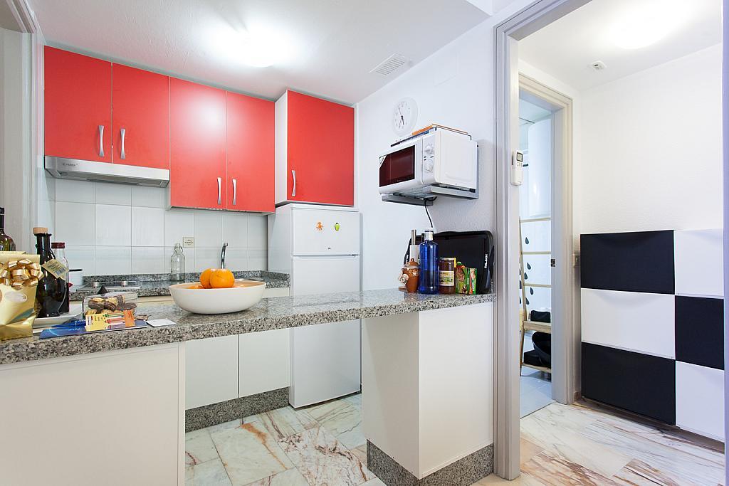 Cocina - Apartamento en alquiler en calle Alcalde Luis Uruñuela, Este - Alcosa - Torreblanca en Sevilla - 168730071