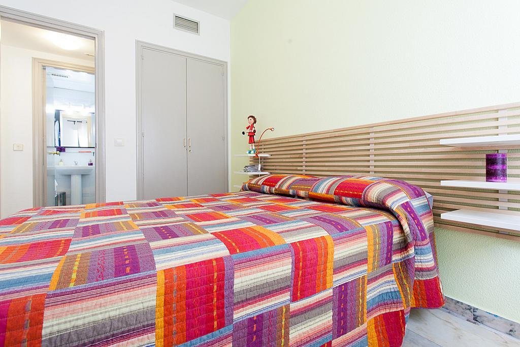 Dormitorio - Apartamento en alquiler en calle Alcalde Luis Uruñuela, Este - Alcosa - Torreblanca en Sevilla - 168730144