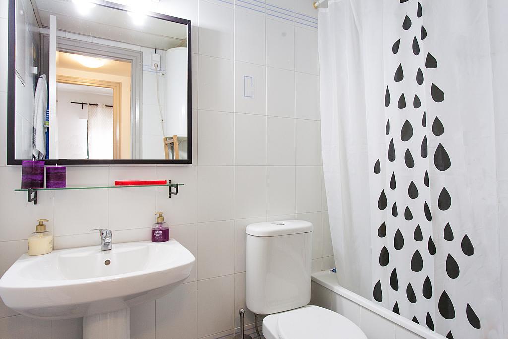 Baño - Apartamento en alquiler en calle Alcalde Luis Uruñuela, Este - Alcosa - Torreblanca en Sevilla - 168730458