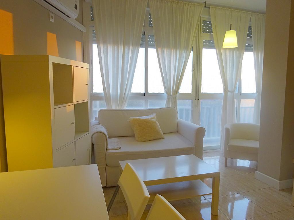 Salón - Estudio en alquiler en calle Asuncion, Los Remedios en Sevilla - 169794147
