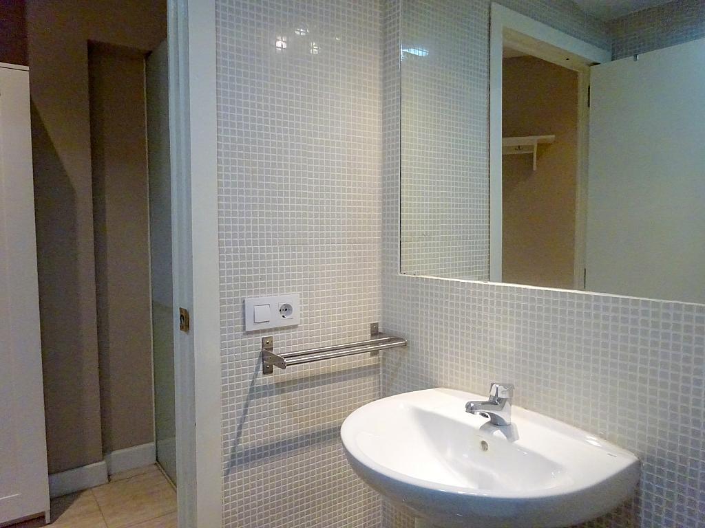 Baño - Estudio en alquiler en calle Asuncion, Los Remedios en Sevilla - 169794515