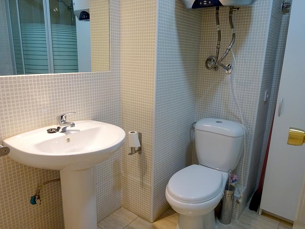 Baño - Estudio en alquiler en calle Asuncion, Los Remedios en Sevilla - 169794544