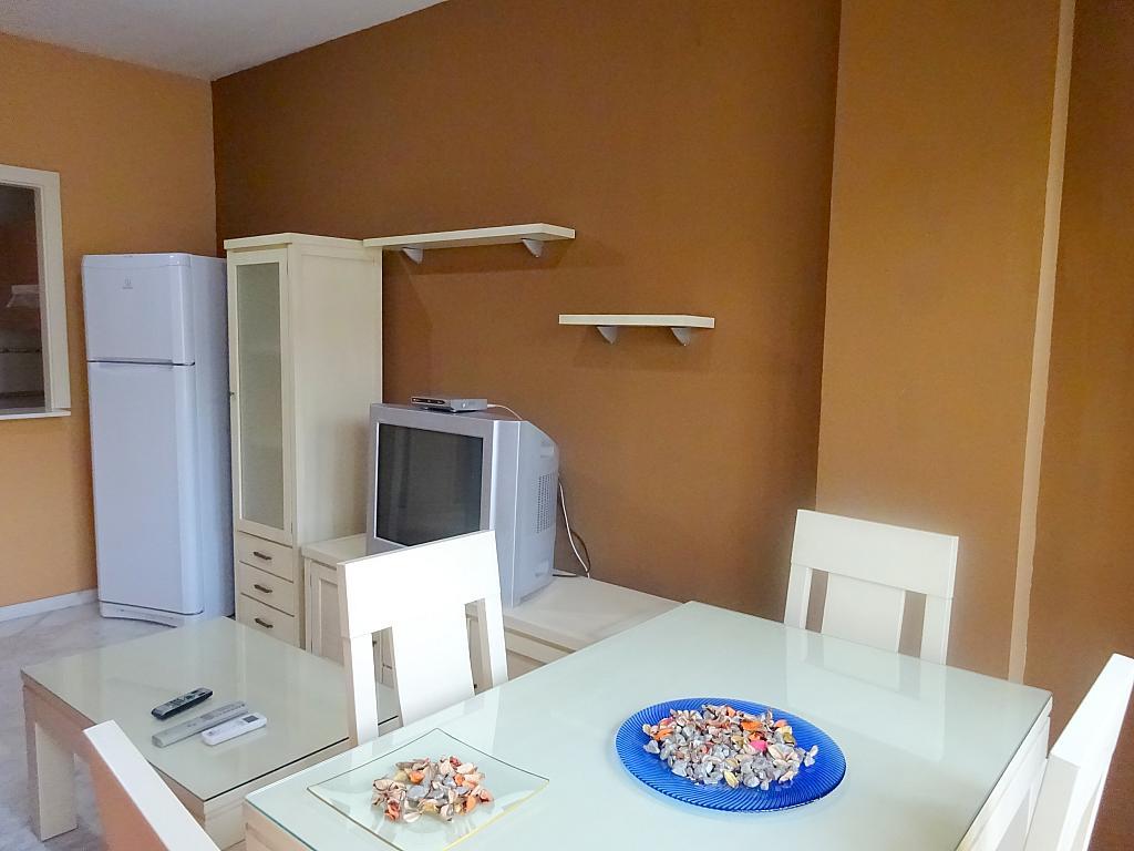 Salón - Apartamento en alquiler en calle Ciencias, Av. Ciencias-Emilio Lemos en Sevilla - 170869743