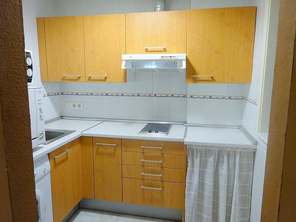 Cocina - Apartamento en alquiler en calle Ciencias, Av. Ciencias-Emilio Lemos en Sevilla - 170870337