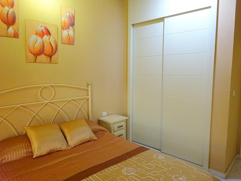 Dormitorio - Apartamento en alquiler en calle Ciencias, Av. Ciencias-Emilio Lemos en Sevilla - 170870367