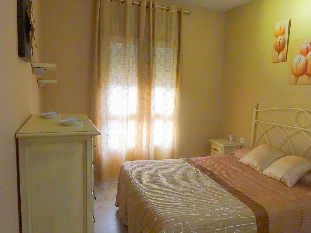 Dormitorio - Apartamento en alquiler en calle Ciencias, Av. Ciencias-Emilio Lemos en Sevilla - 170870785