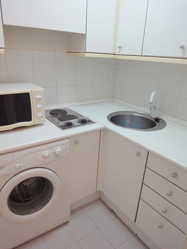 Cocina - Apartamento en alquiler en calle Alcalde Ouis de Uruñuelas, Av. Ciencias-Emilio Lemos en Sevilla - 171212968