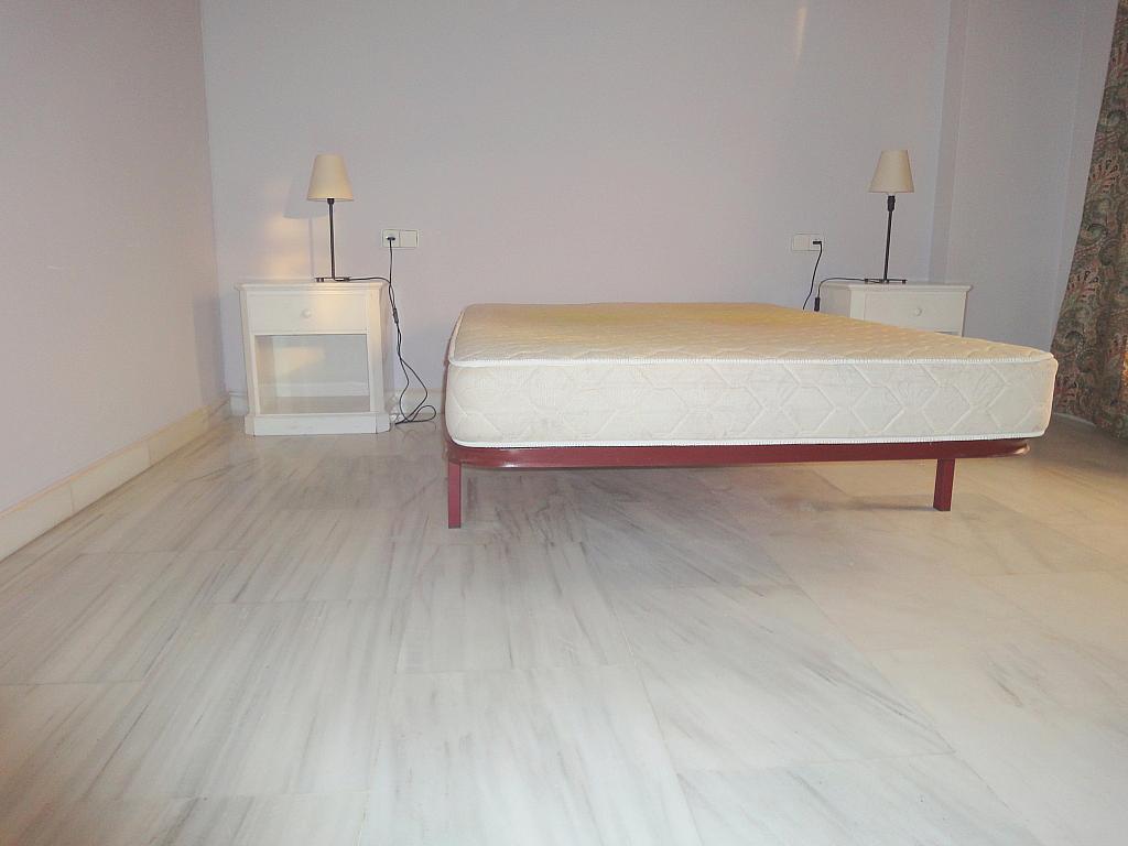 Dormitorio - Apartamento en alquiler en calle Alcalde Ouis de Uruñuelas, Av. Ciencias-Emilio Lemos en Sevilla - 171212973