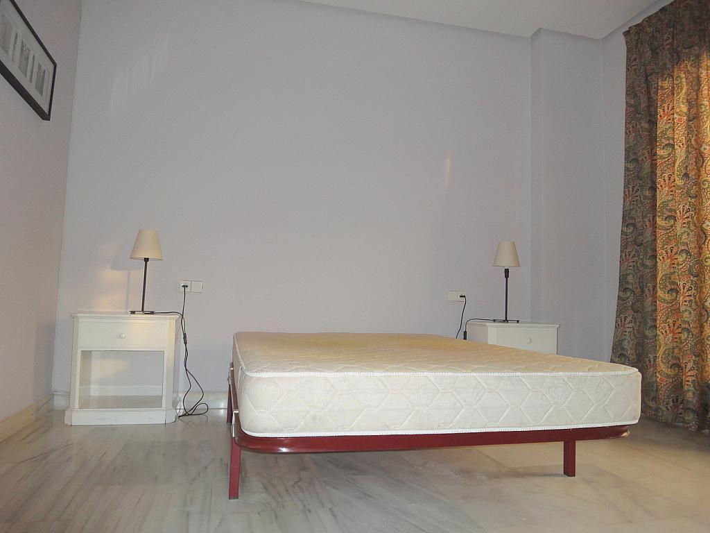 Dormitorio - Apartamento en alquiler en calle Alcalde Ouis de Uruñuelas, Av. Ciencias-Emilio Lemos en Sevilla - 171212976