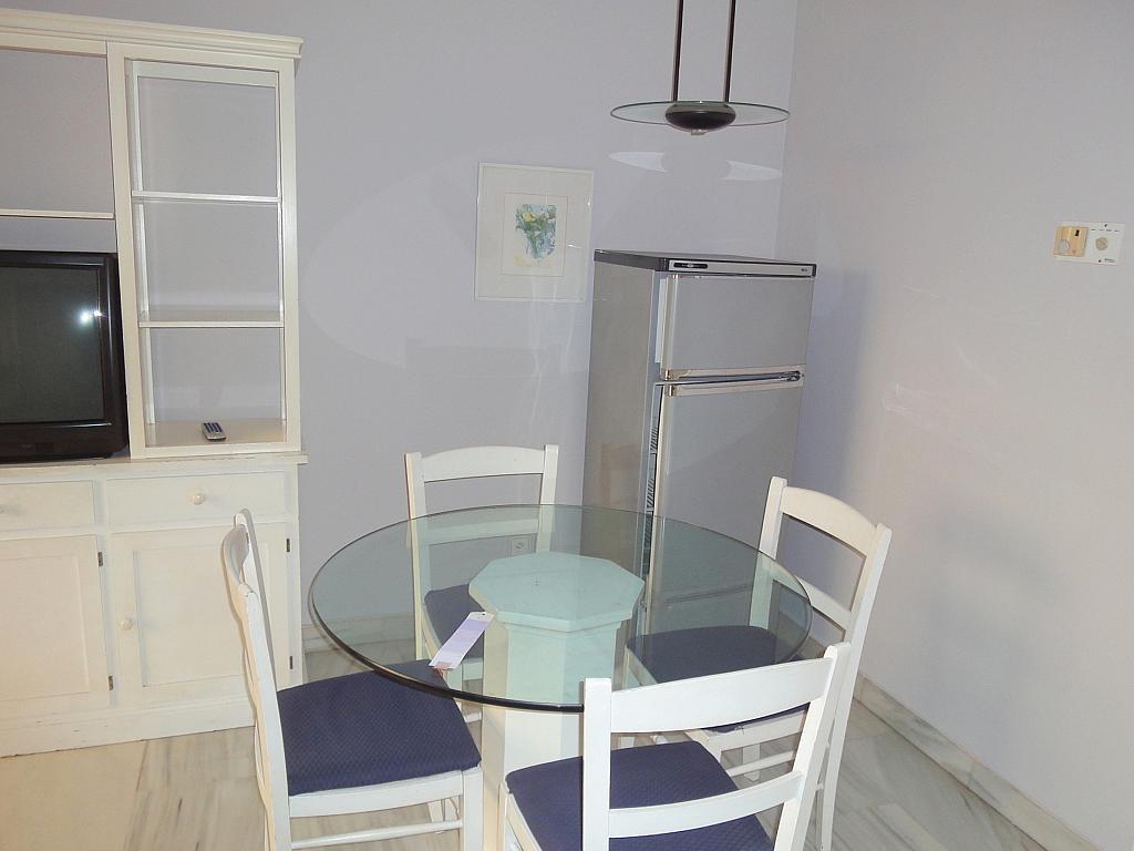 Comedor - Apartamento en alquiler en calle Alcalde Ouis de Uruñuelas, Av. Ciencias-Emilio Lemos en Sevilla - 171213000