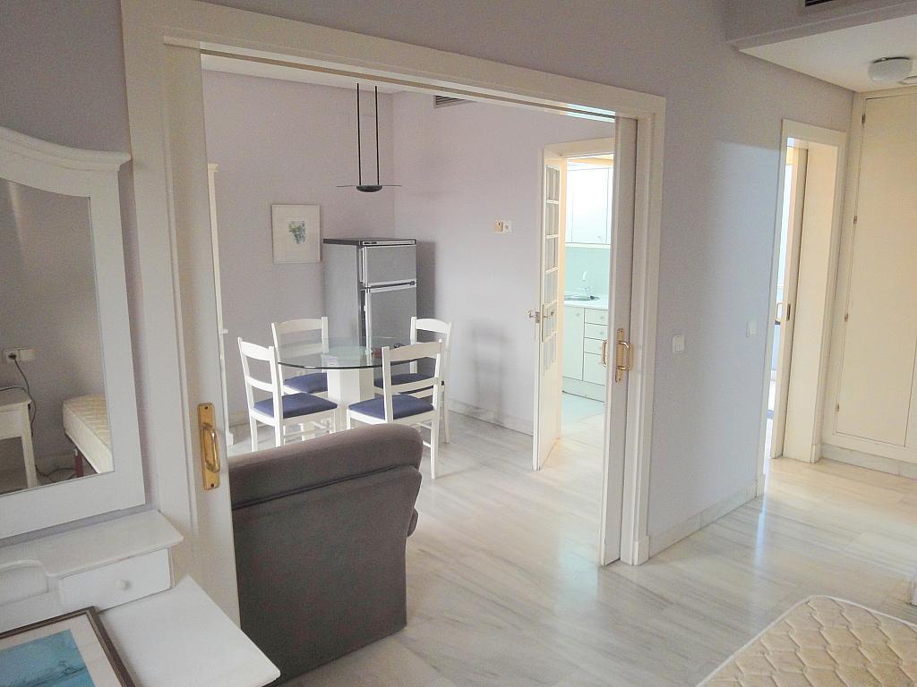 Dormitorio - Apartamento en alquiler en calle Alcalde Ouis de Uruñuelas, Av. Ciencias-Emilio Lemos en Sevilla - 171213037