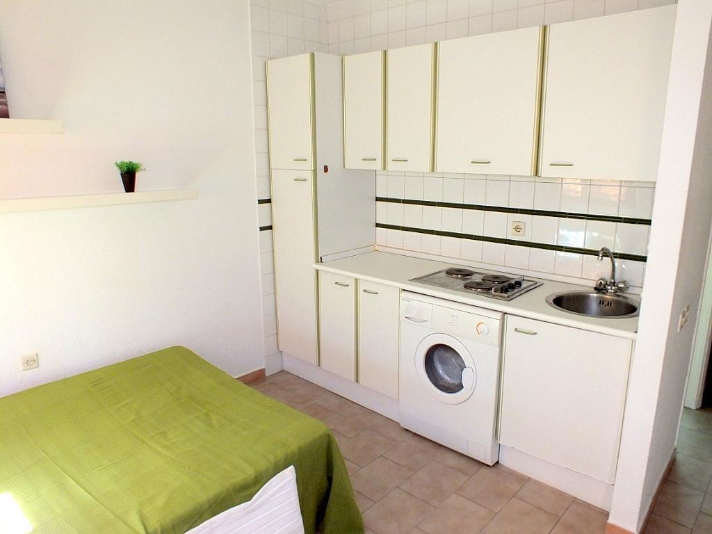 Cocina - Estudio en alquiler en calle Cardenal Illundain, El Porvenir en Sevilla - 171964624