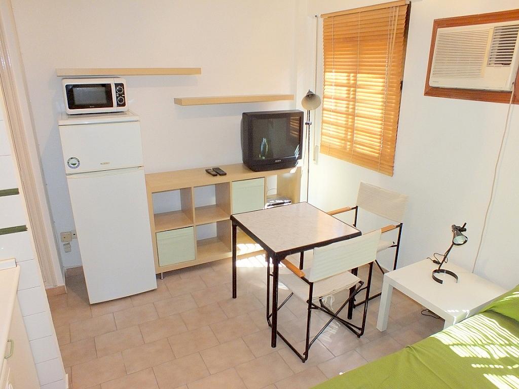 Salón - Estudio en alquiler en calle Cardenal Illundain, El Porvenir en Sevilla - 171964645