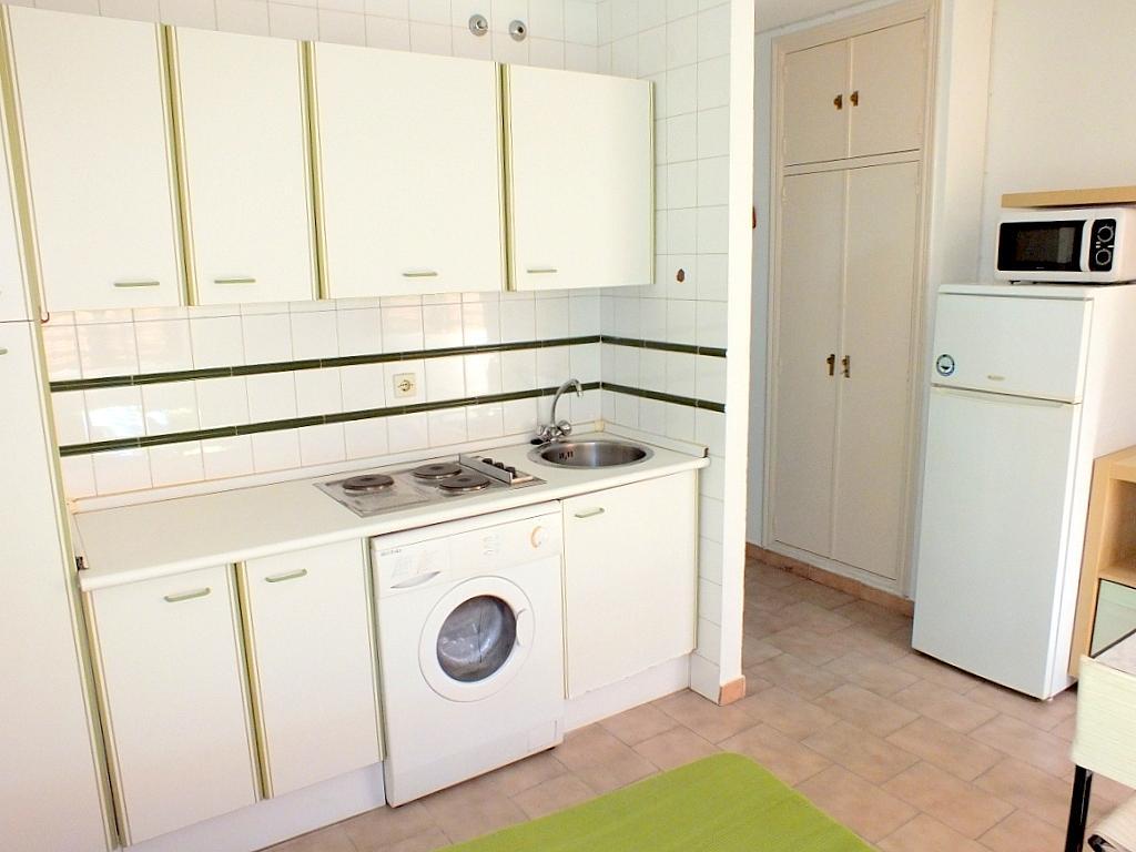 Cocina - Estudio en alquiler en calle Cardenal Illundain, El Porvenir en Sevilla - 171964671