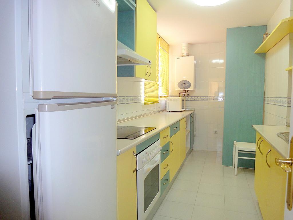 Cocina - Piso en alquiler en calle Alcalde Luis Uruñuela, Este - Alcosa - Torreblanca en Sevilla - 174011468
