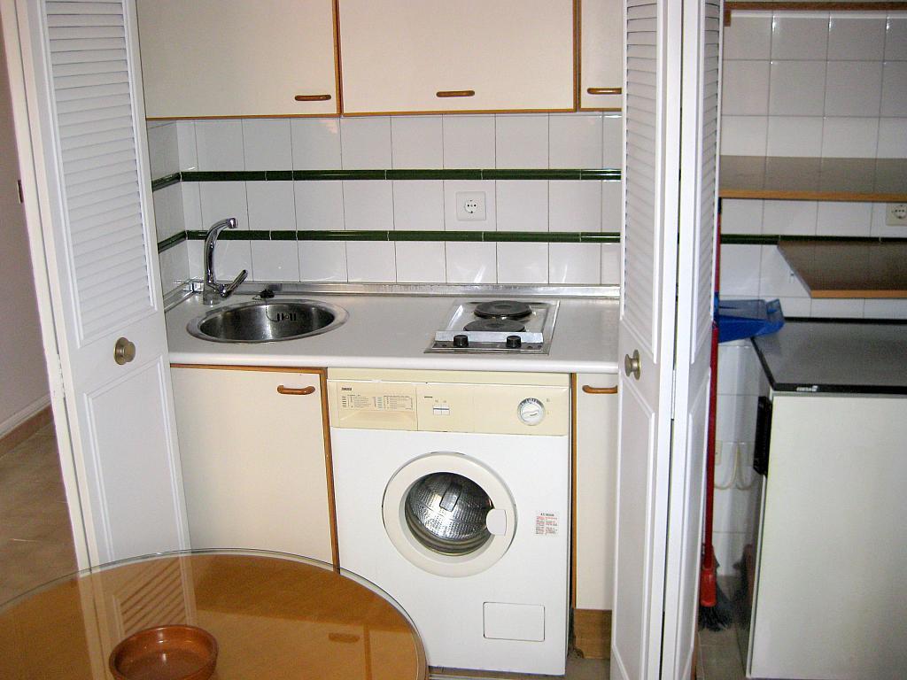 Cocina - Estudio en alquiler en calle Cardenal Ilundain, El Porvenir en Sevilla - 178505715