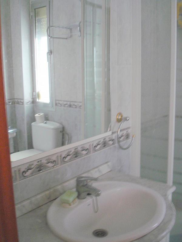 Baño - Apartamento en alquiler en calle Marqués de Pickman, Nervión en Sevilla - 178522116