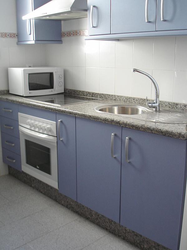 Cocina - Apartamento en alquiler en calle Marqués de Pickman, Nervión en Sevilla - 178522145