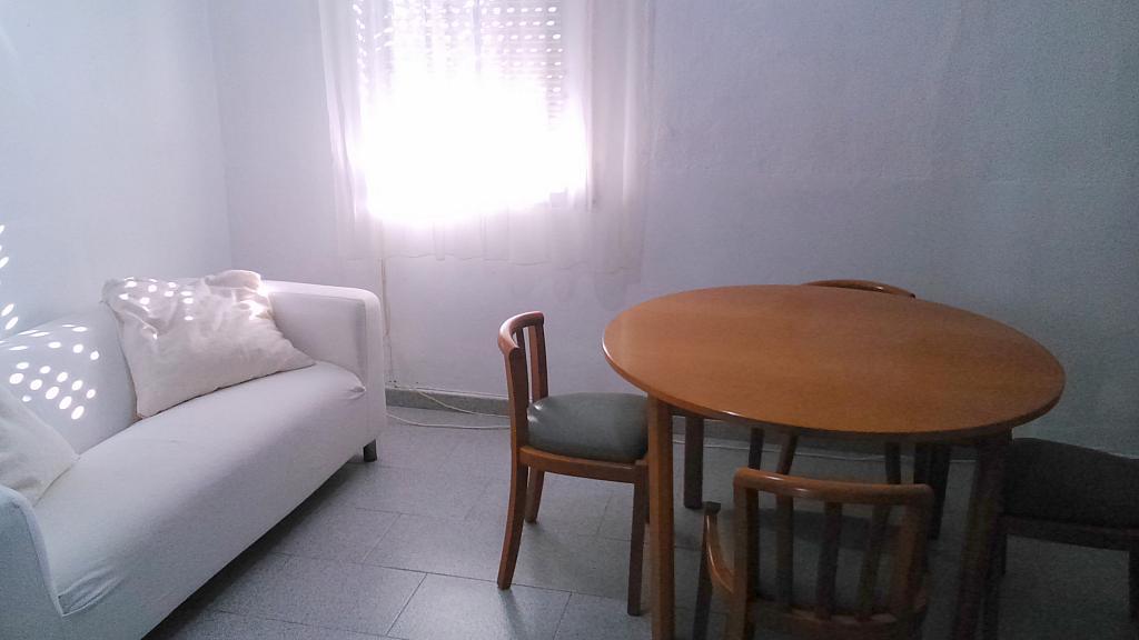 Salón - Apartamento en alquiler en calle Marqués de Pickman, Nervión en Sevilla - 178522245