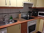 Cocina - Apartamento en alquiler en calle Buhaira, La Buhaira en Sevilla - 178820283