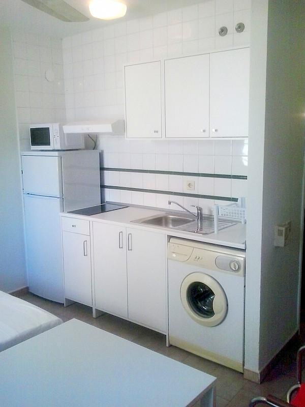 Cocina - Estudio en alquiler en calle Cardenal Ilundain, El Porvenir en Sevilla - 179172956