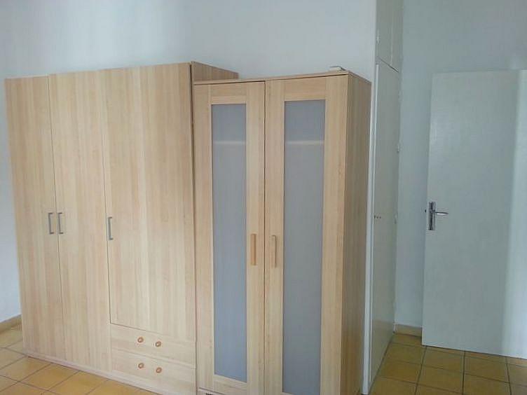 Dormitorio - Piso en alquiler en calle Ramon y Cajal, Nervión en Sevilla - 183393043
