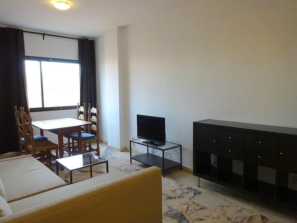 Salón - Apartamento en alquiler en calle Luis Uruñuela, Este - Alcosa - Torreblanca en Sevilla - 182617000