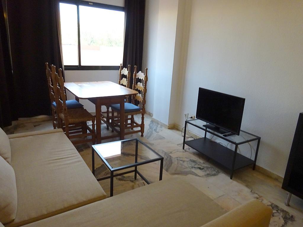 Salón - Apartamento en alquiler en calle Luis Uruñuela, Este - Alcosa - Torreblanca en Sevilla - 182617079
