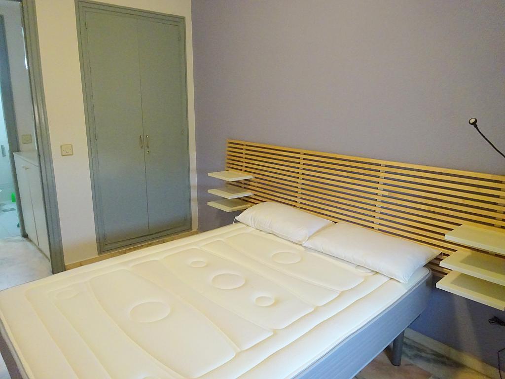 Dormitorio - Apartamento en alquiler en calle Luis Uruñuela, Este - Alcosa - Torreblanca en Sevilla - 182617095
