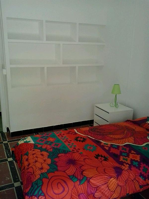Dormitorio - Piso en alquiler en calle Eduardo Dato, Nervión en Sevilla - 183742797