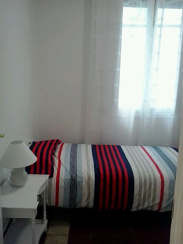 Dormitorio - Piso en alquiler en calle Eduardo Dato, Nervión en Sevilla - 183742809