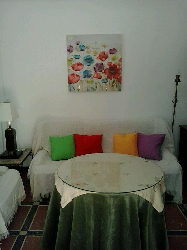 Salón - Piso en alquiler en calle Eduardo Dato, Nervión en Sevilla - 183742869