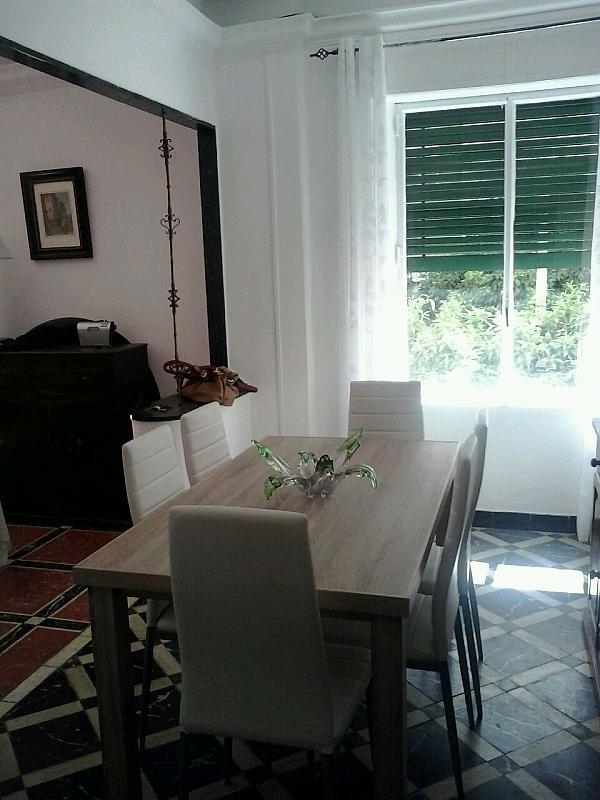 Salón - Piso en alquiler en calle Eduardo Dato, Nervión en Sevilla - 183742872
